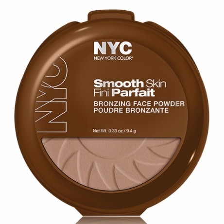 NYC Smooth Skin Face Powder Bronzing - Sunny 720