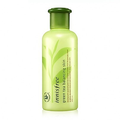 INNISFREE Greentea Balancing Skin 200 ml