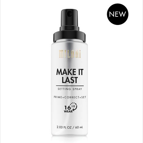 MILANI Make It Last Setting Spray - Prime + Correct + Set